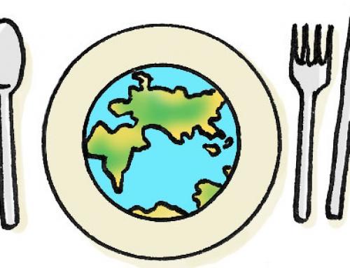 Pour un système alimentaire durable:  position paper