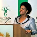 Maité Nkoana Mashabane