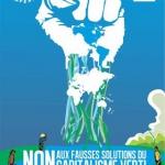 Affiche de Via Campesina pour le Sommet des Peuples