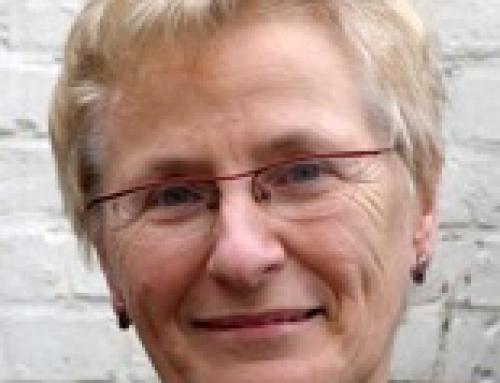 Magda Aelvoet, nouvelle présidente du CFDD