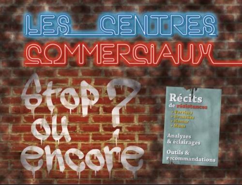 Les centres commerciaux: stop ou encore?