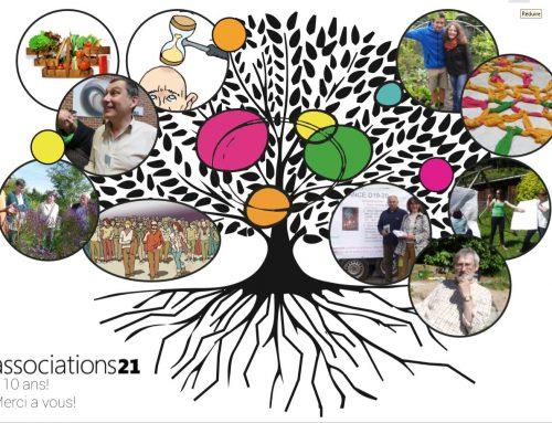 Associations 21 fête ses 10 ans : bilan et perspectives