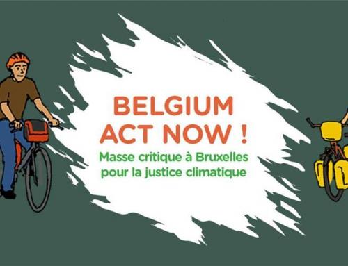 Masse critique pour la Justice Climatique