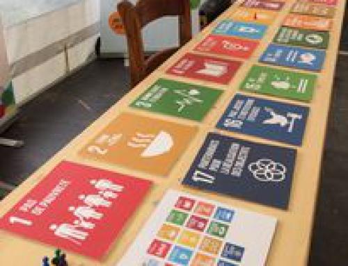 Les Objectifs de Développement Durable, de l'ONU à ma rue