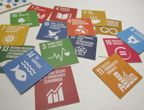 Cap 2030: prochaines opportunités de découvrir cet outil d'animation sur les ODD
