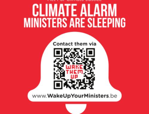 Climat: la société civile enfin reçue chez le 1er Ministre
