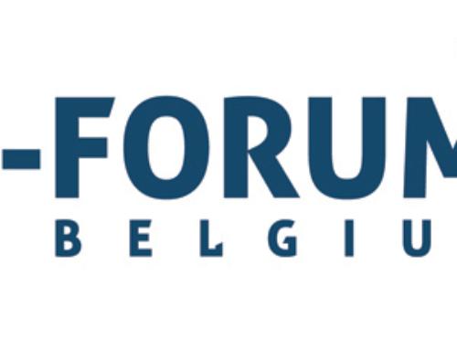 SDG Forum Belgium 2019